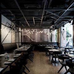 Новый ресторан KNRDY в столице Венгрии