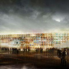 Представление хельсинской библиотеки от MDU Architetti