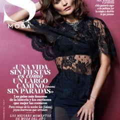 Обложка журнала S Moda