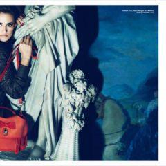 Рекламная кампания Loewe весна-лето 2013