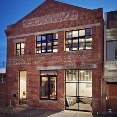 Ангар в Мельбурне стал комфортным жильем