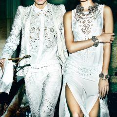 Новые наряды от Roberto Cavalli