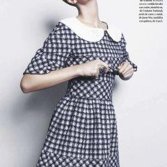 Февральский номер Vogue Mexico