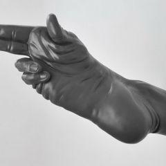 Необычайные человеческие формы в творчестве скульптора Bogdan Rata
