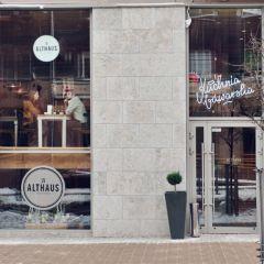 Дизайн польского ресторана ALTHAUS