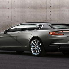 Проект автомобиля Aston Martin Rapide от ателье Bertone