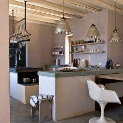 Спартанское жилье на острове Серифос