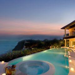 Один из лучших курортов Бали -  Karma Kandara