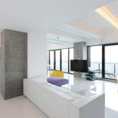 Все цвета радуги в дизайне квартиры от Re-Act Now