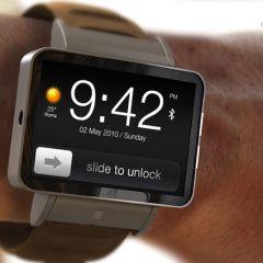 Новый продукт от Apple - iWatch