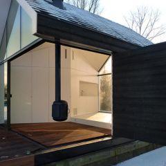 Загородный домик от 2by4 Architects
