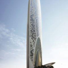 Проект небоскреба от WS Atkins Plc.