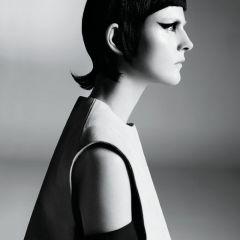 Стелла Теннант в W Magazine