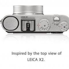 Необычная фотокамера Leica X3