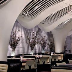 Оформление ресторана от ICRAVE