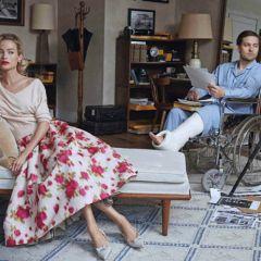 Проект Peter Lindbergh для Vogue US