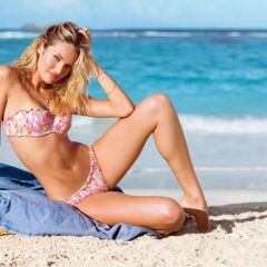 Пляжный каталог Victoria's Secret