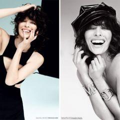 Милла Йовович в Vogue Turkey