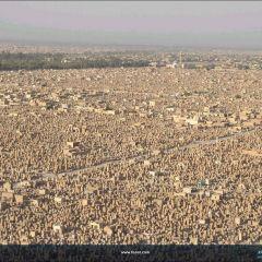Гигантское кладбище Вади ас-Салам