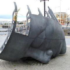Мемориал в Южном Уэльсе