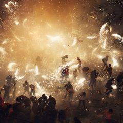 Мексиканский фестиваль фейерверков