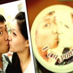 «Кофе имени меня»: уникальный латте-арт в тайваньских кофейнях