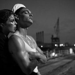 Черно-белые фотографии Патрика Шоу