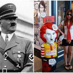 В Таиланде открылся новый фастфуд «Гитлер»