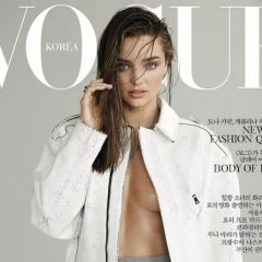 Миранда Керр в Vogue Korea