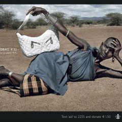 """Социальная реклама о нуждающихся людях: «Маленькие деньги – большая разница"""""""