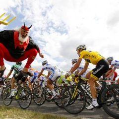 Тур де Франс отметил 100летие.