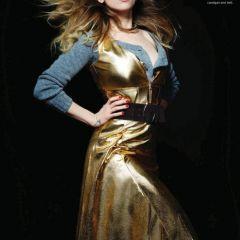 Карл Лагерфельд и с десяток красавиц  для Harper's Bazaar