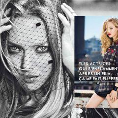 Аманда Сейфрид на обложке Glamour France
