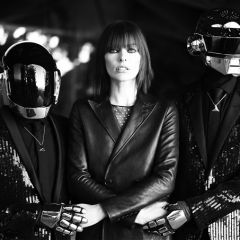 Милла Йовович и Daft Punk в CR Fashion Book