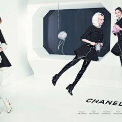 Рекламная кампания Chanel осень-зима 2013/14