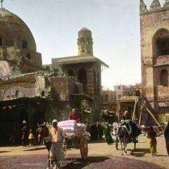 Каир сто лет назад