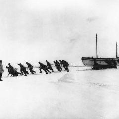 Невероятные фото Антарктиды начала 20 века