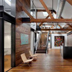 Креативный офис: компания Tolleson из Сан-Франциско