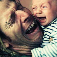 Отцы и их маленькие дети