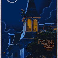 Ретро-постеры к старым фильмам Laurent Durieux