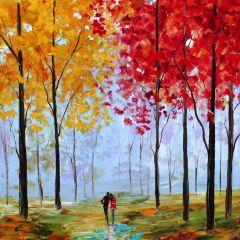 Романтичные картины Karen Tarlton