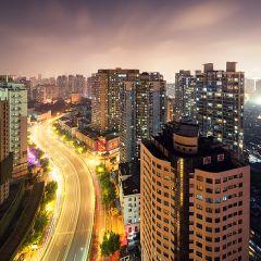 Шанхай в фотографиях Jens Fersterra