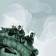 Темные иллюстрации EmilianoP