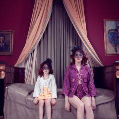 Мать и дочь в фотопроекте Lisa Carletta
