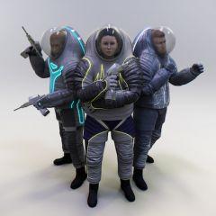 NASA создает новые костюмы