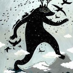 Иллюстрации Diana Sudyka