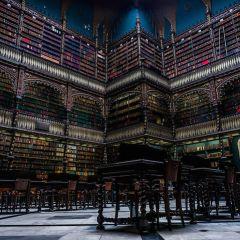 Библиотека в Бразилии