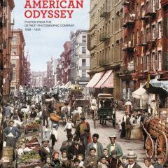 Первые цветные фотографии США