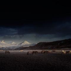 Исландия в фотографиях Andy Lee