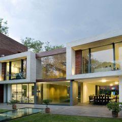 Мексиканский дом
